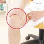 膝の痛みのチェック方法